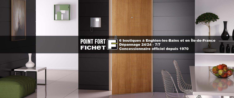 Point Fort Fichet Enghien et île-de-France