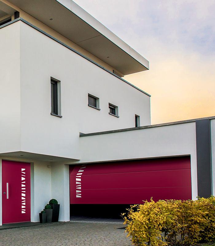 porte de garage Fichet Enghien-les-Bains Stylea