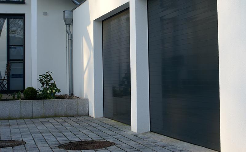 porte de garage Fichet a2p Carstyl Enghien-les-Bains