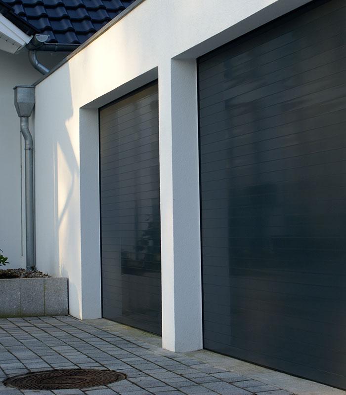 porte de garage Fichet Carstyl Enghien-les-Bains